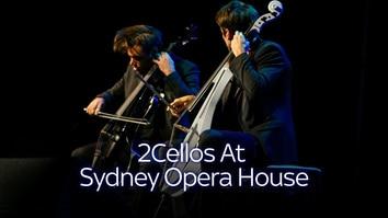 2Cellos At Sydney Opera House