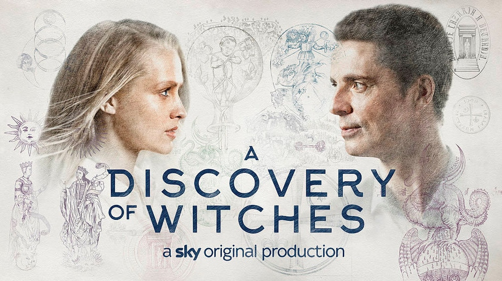 A Discovery of Witches mit Sky X streamen