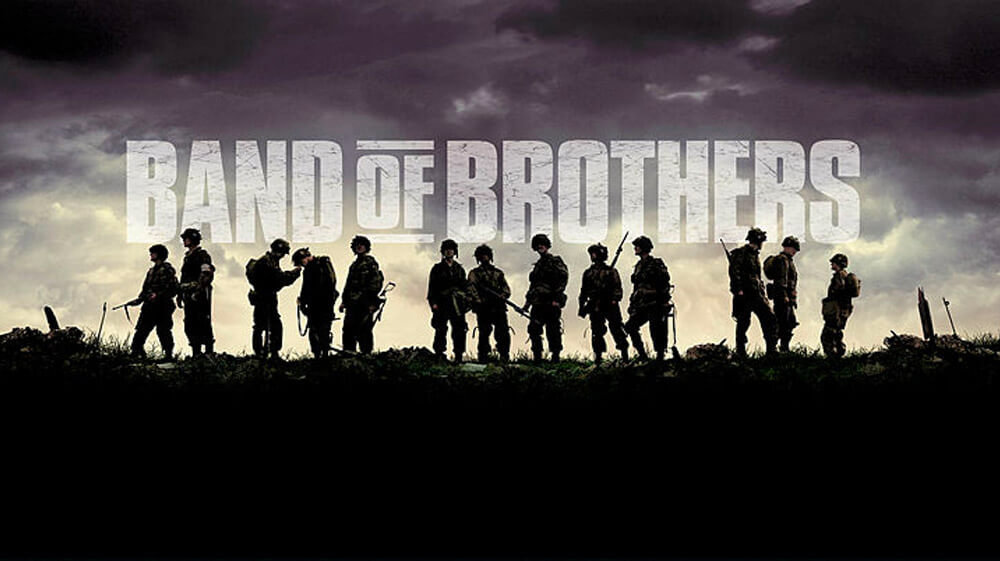 Band of Brothers mit Sky X streamen
