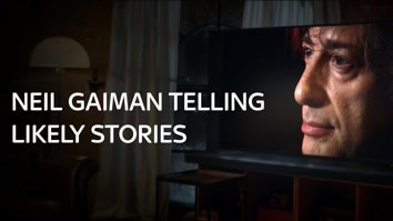 Neil Gaiman Telling Likely Stories