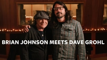 Brian Johnson Meets Dave Grohl