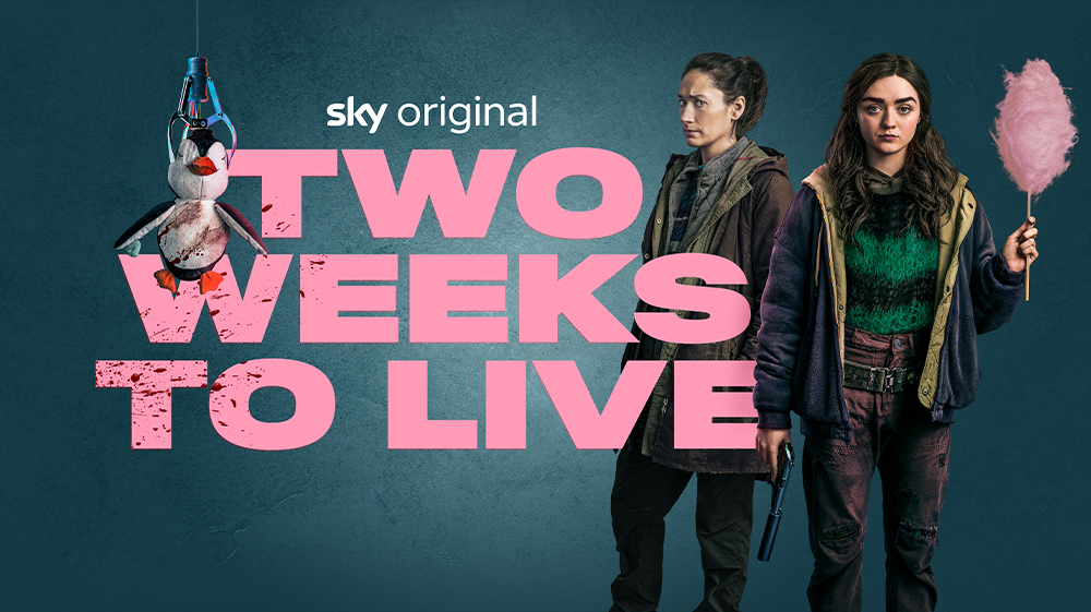 Two Weeks To Live mit Sky X streamen