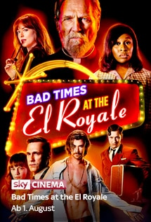 Sky X Fiction - Bad Times at the El Royale