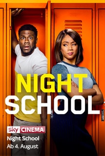 Sky X Fiction - Night School