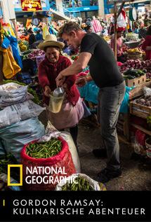 National Geographic - Gordon Ramsay: Kulinarische Abenteuer