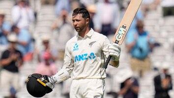 England v N Zealand 2nd Test: day four