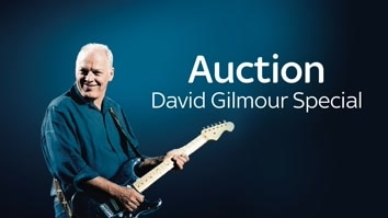 Auction: David Gilmour Special
