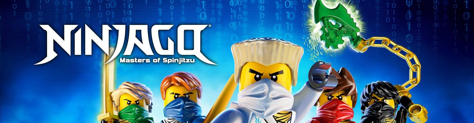 Watch LEGO Ninjago: Masters Of Spinjitzu Online