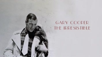 Gary Cooper: The Irresistible