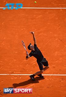 Sky X ATP Tennis Dominic Thiem