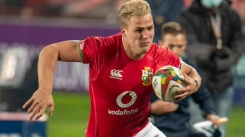South Africa v British & Irish Lions 2nd test