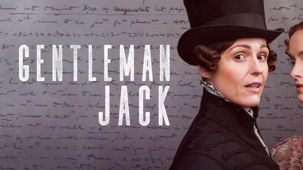 Gentleman Jack mit Sky X streamen