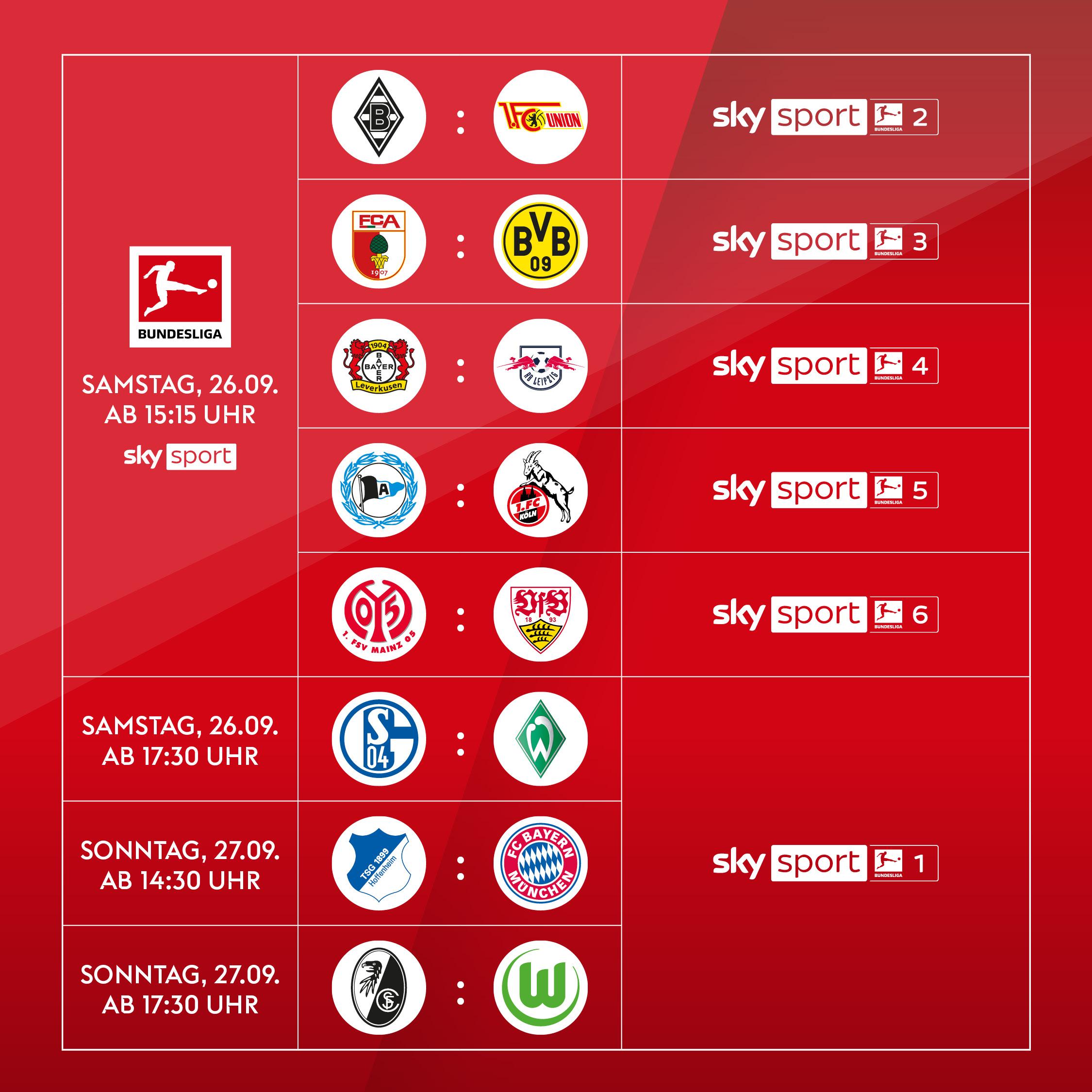 Bundesliga Streamen