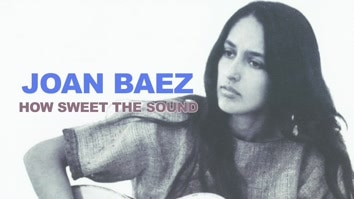 Joan Baez: How Sweet The Sound