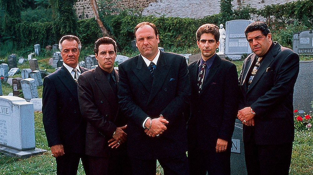 The Sopranos mit Sky X streamen