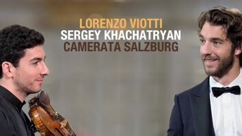Lorenzo Viotti Conducts Beethoven and Schumann