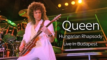 Queen: Live In Budapest Hungarian Rhapsody