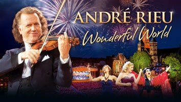 Andre Rieu: Wonderful World - Live In Maastricht