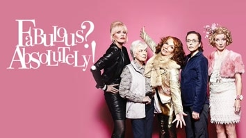 Absolutely Fabulous Christmas Special: White Box