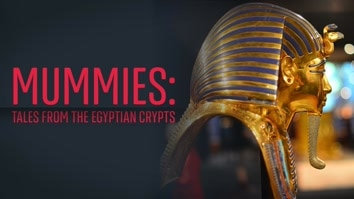 Tales From The Egyptian Crypts