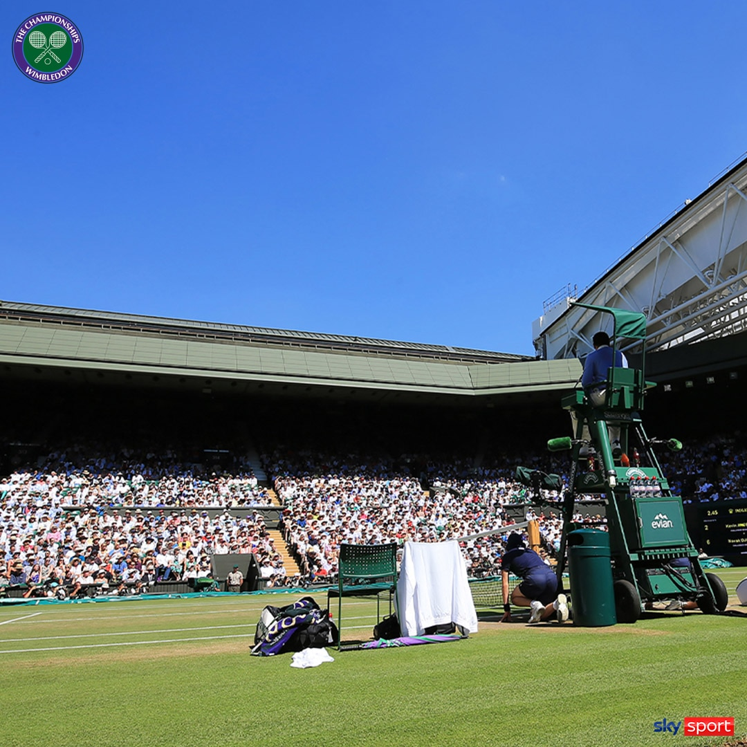 Wimbledon live streamen mit Sky X