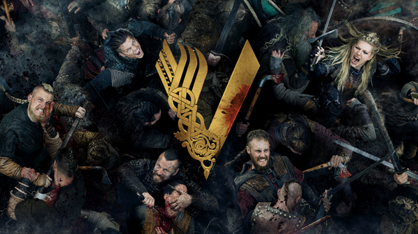 Vikings mit Sky X streamen