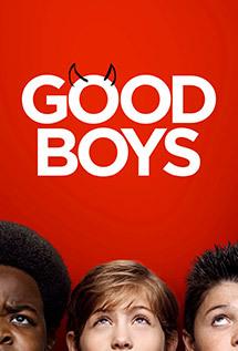 Sky X Good Boys - Nix für kleine Jungs