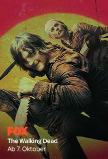 Sky X Fiction - The Walking Dead