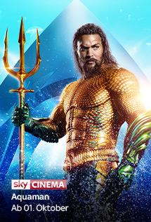 Sky X Fiction - Aquaman