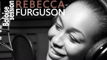 Rebecca Ferguson At Baloise Session