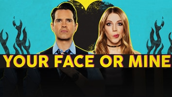 Your Face or Mine