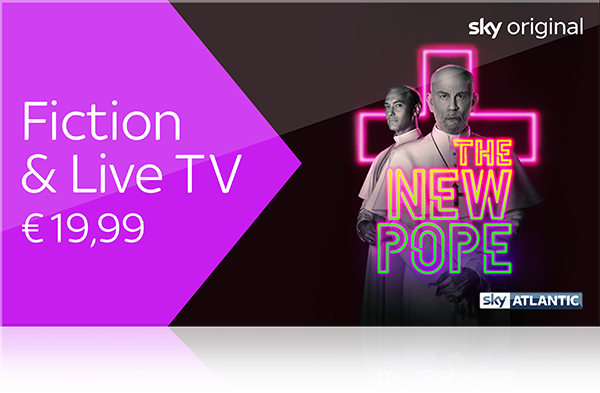 Sky X Fiction & Live TV