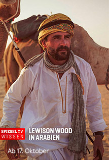 Sky X - Lewison Wood in Arabien