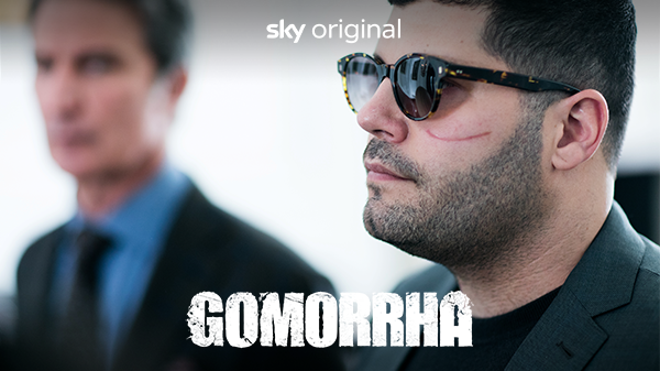 Gomorrha mit Sky X streamen