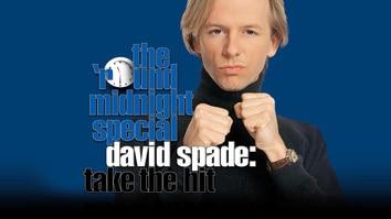 Round Midnight Special: David Spade