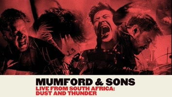 Mumford & Sons: Live From South Africa: Dust and Thunder
