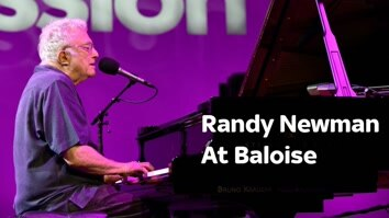 Randy Newman At Baloise Session