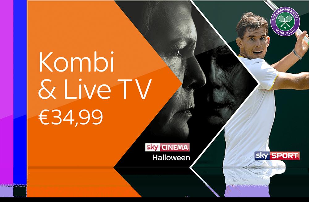 Sky X Kombi & Live TV
