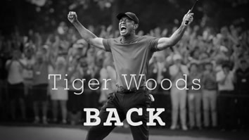 Tiger Woods : Back