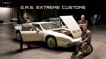G.A.S. Extreme Customs