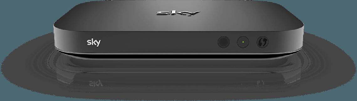 Sky X Streaming Box