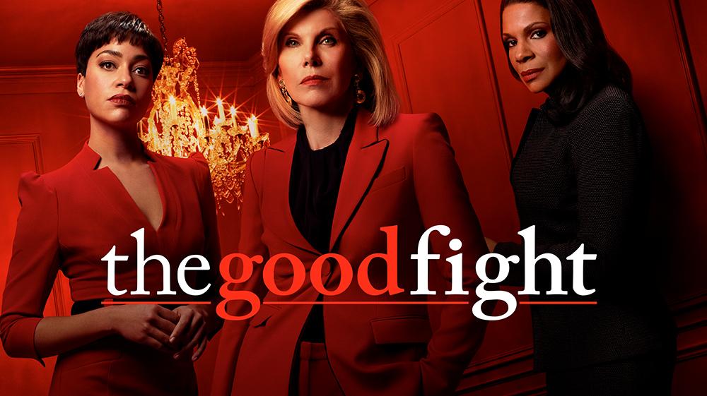 The Good Fight mit Sky X streamen