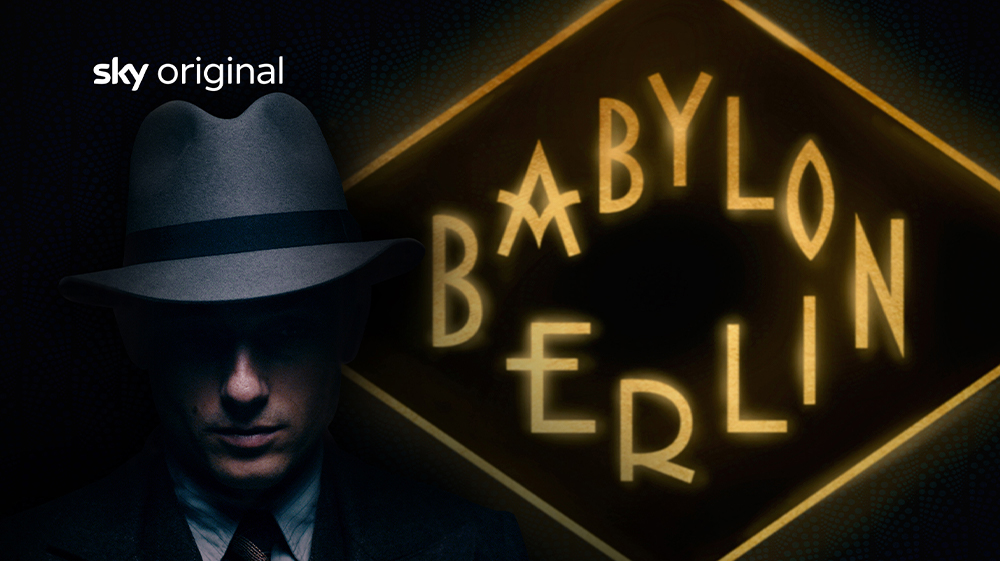 Babylon Berlin mit Sky X streamen