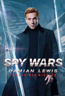 Sky X Spy Wars - Damian Lewis in geheimer Mission