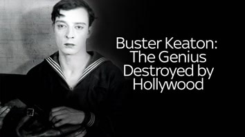 Buster Keaton: The Genius Crushed By Hollywood