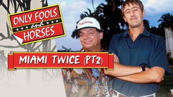 Only Fools & Horses: Miami Twice (Pt2):Miami Twice: Oh to Be in England