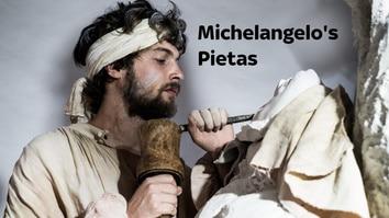 Michelangelo's Pietas