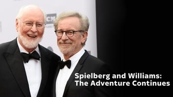 Spielberg and Williams: The Adventure Continues