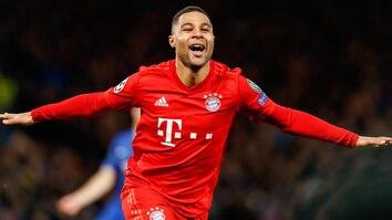 Lokomotiv v Bayern