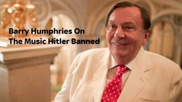Barry Humphries On The Music...